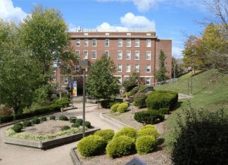 Ghost Of Glenville State College
