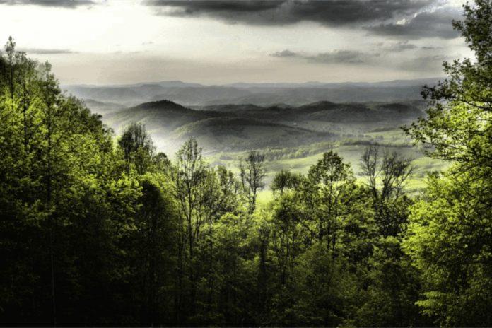 Muddy Creek Mountain