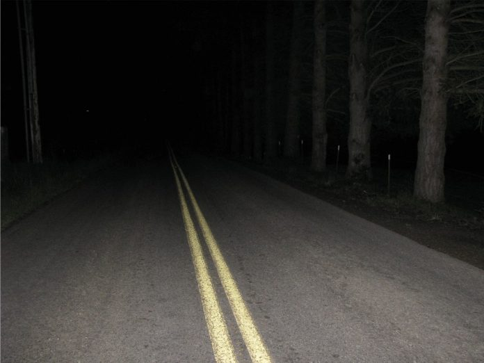 A Haunted Road
