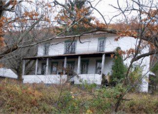 Calhoun County Ghost