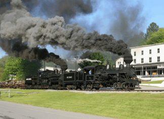Cass Railroad Ghosts