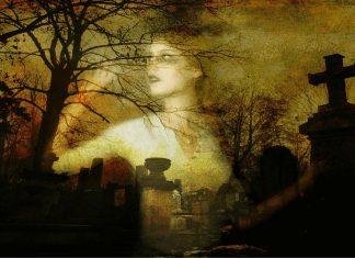 Cemetery Widow