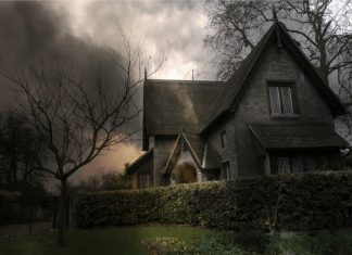 The Haunted Parsonage