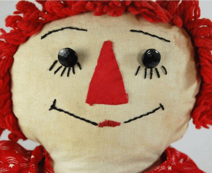 The Little Rag Doll
