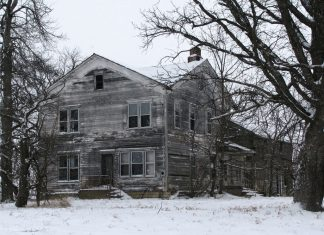 The Old Strange House On Wolf Creek