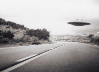 Turnpike UFO