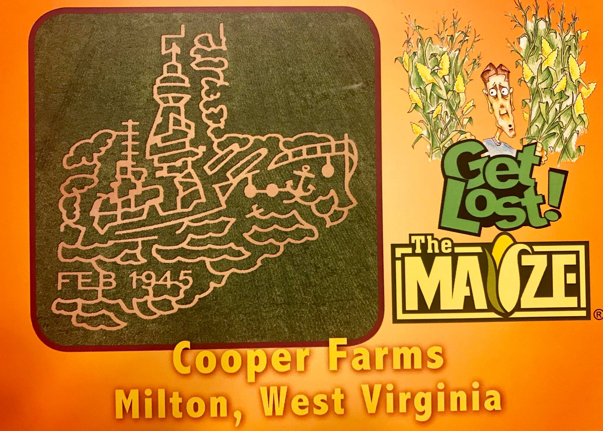 The Maze at Cooper Family Farms