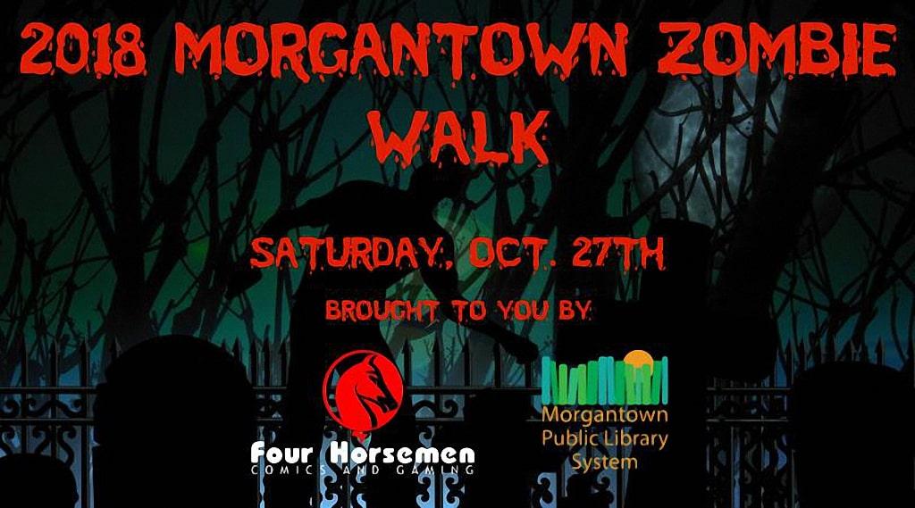 Morgantown Zombie Walk